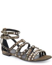 Buy: Camo Gladiator Sandals Size 6