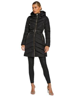 Buy: Leah Long Puffer Coat Size 10