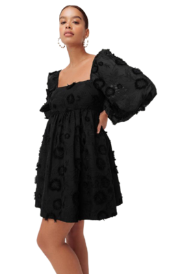 Buy: Midnight Blooms Dress Size 10