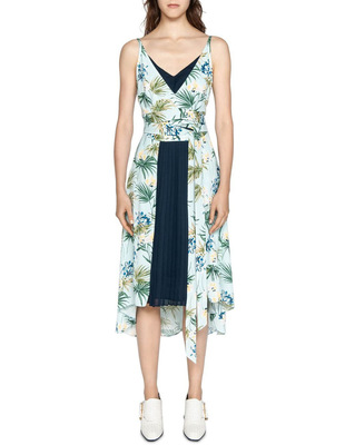 Buy: Tropical Georgette Dress BNWT Size 10