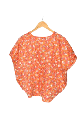Buy: Printed skull patterned top Size 6