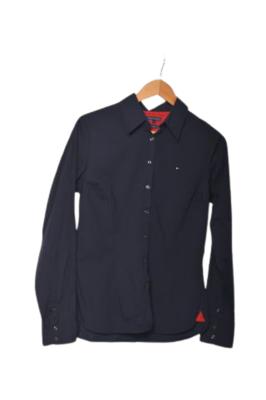 Buy: Dark Navy stretch fit top Size 8