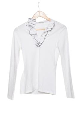 Buy: Blue-grey top Size 8-10